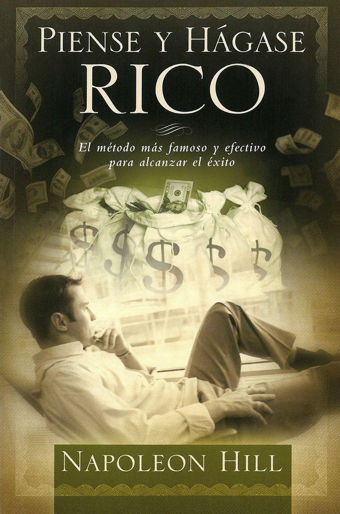 Piense y hágase rico - Libro