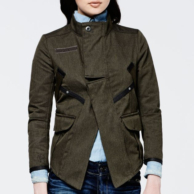 G-Star RAW - Crusader Jacket - Women - Jackets