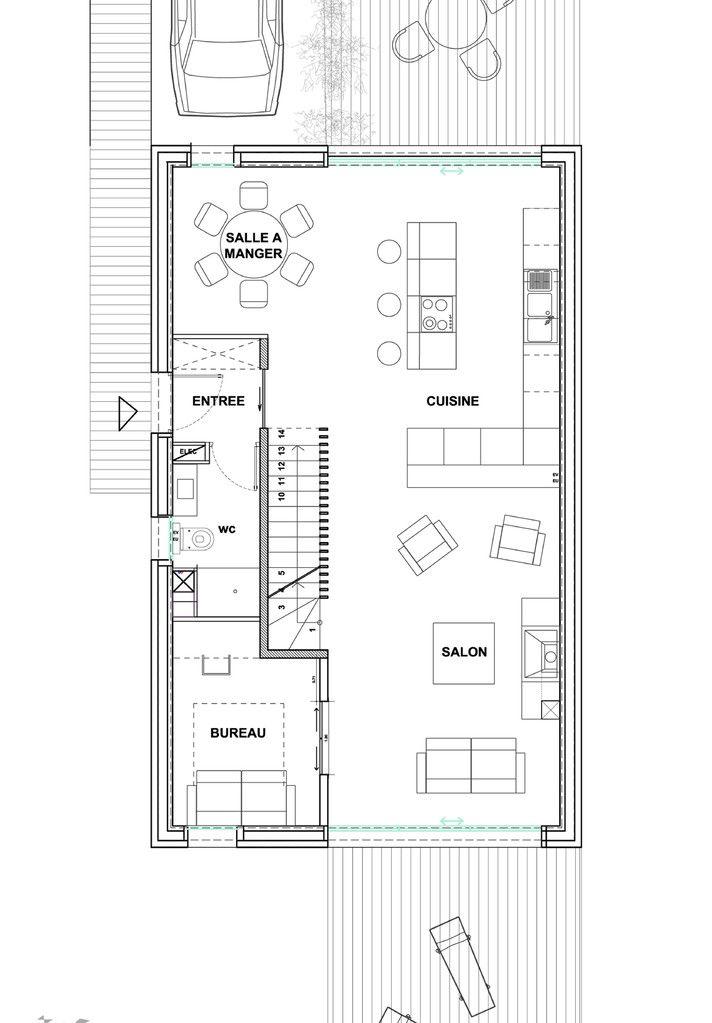33 best Presentation Plans Piani images on Pinterest Floor plans