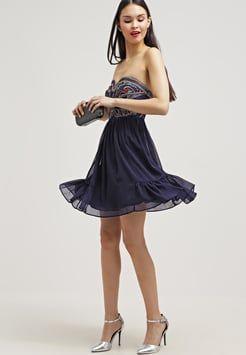 Morgan - RODEO - Sukienka koktajlowa - bleu d'orient