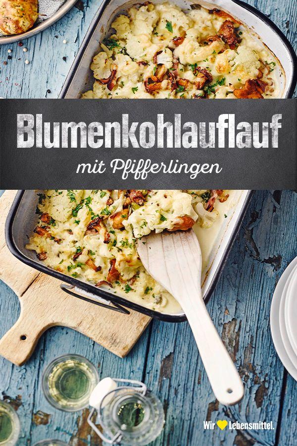 1fb832e40c5ad424c36f9315f87cacca - Blumenkohl Auflauf Rezepte