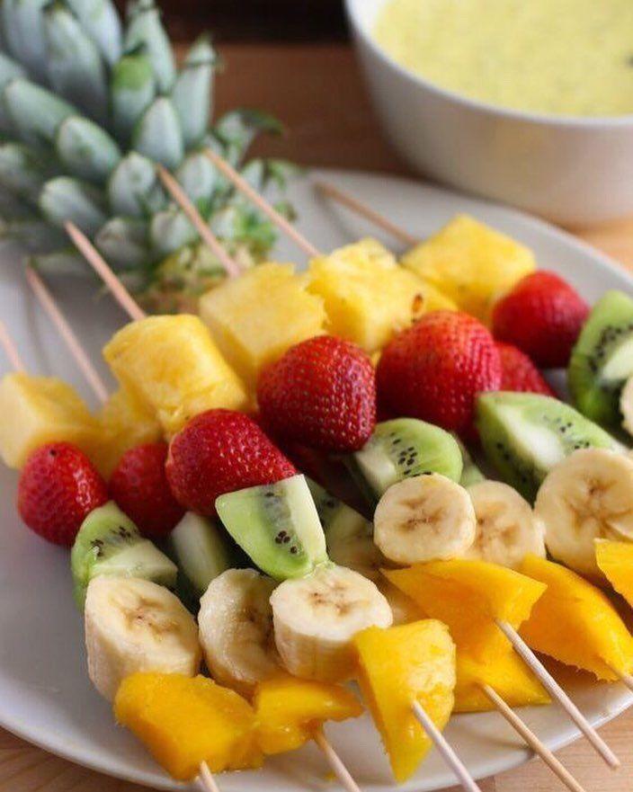 современные шашлычки из фруктов картинки крагуеваце
