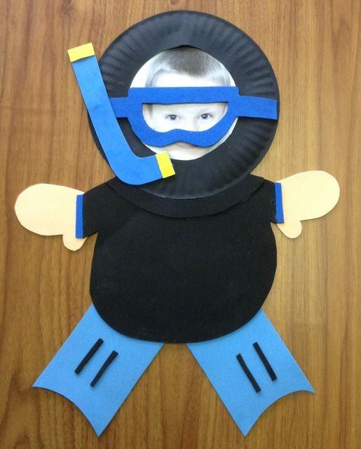Je vous partage aujourd'hui ma première création brico pour Wooloo: transformez la photo de votre enfant en une magnifique scaphandrier ou homme-grenouille. Le projet est assez simple et contient les patrons des différents morceaux dont vous aurez besoin pour réaliser ce projet. Matériels: Cartons mousses de différentes couleurs Patrons: 2 feuilles Cartons imprimés format lettre 1 portrait […]