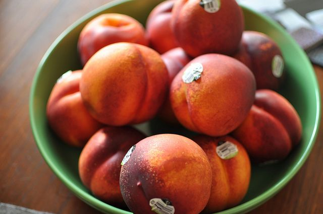 nectarines by Marisa | Food in Jars, via Flickr