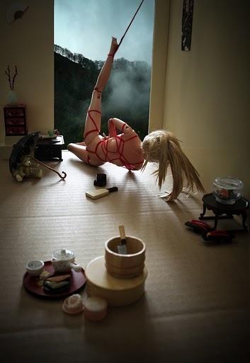 boundage barbie #doll #modified | Barbie, Bad barbie ...