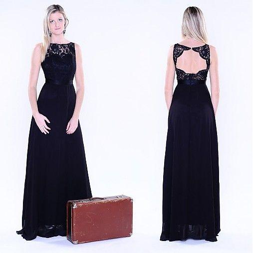 Dyona / Spoločenské šaty holý chrbát