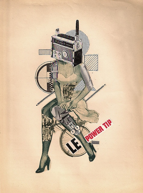 Le_Power_Tip #collage