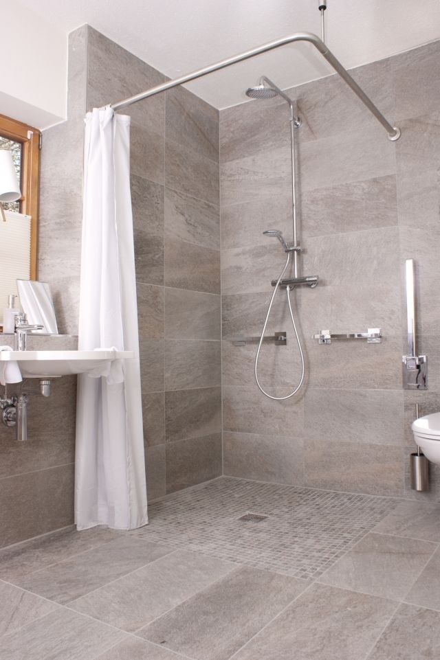 Moderne Dusche Mit Vorhang Google Suche Badgestaltung Badezimmer Renovierungen Moderne Dusche