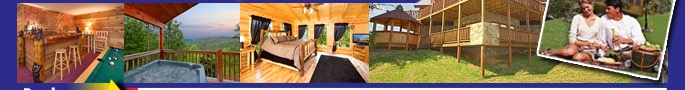 Pigeon Forge Cabin Rentals / Great Smoky Mountains Cabin Rentals / Cabin Rental Reservation Details