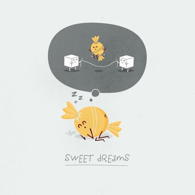 Sweet dreams)