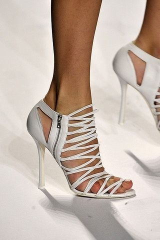 Narciso Rodriguez. These are fabulous for Spring/Summer! Especially paired with…