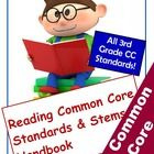 Welcome to your indispensable Common Core reading resource! EVERYTHING you need to effectively teach reading for your grade level. Put these sheets...