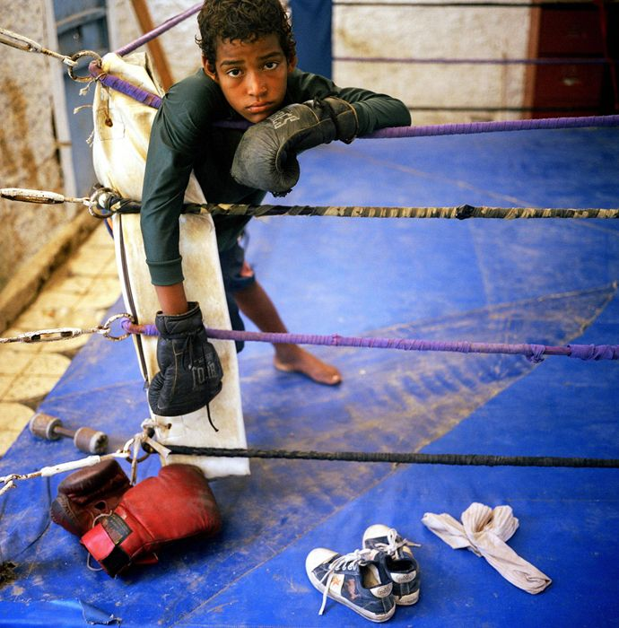 """Love this shot - """"Boy in Youth Boxing Gym"""""""