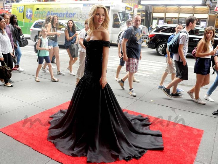 Museo de cera Madame Tussauds New York: Scarlett Johansson