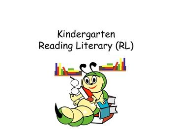Kindergarten Reading Common Core Standards for posting in your classroom. They are basic but cute....