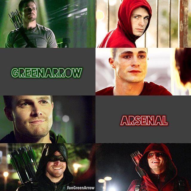 Green Arrow & Arsenal