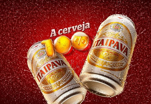 """Campaign developed by Y&R advertising agency for Itaipava brewery (Petrópolis group) with the concept """"Itaipava 100%"""". Photographs by Marcelo Ribeiro. #MRibeiroPhoto #MakingHappen #Still #Beer #Drink"""