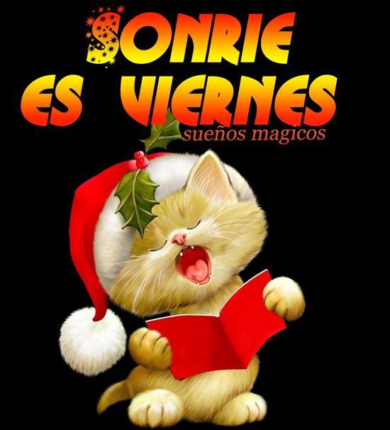 ¡¡¡Sonrie es Viernes!!!