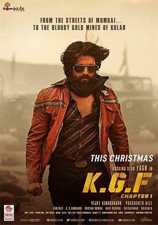 Kgf Chapter 1 2018 Hindi Hq 720p Predvdrip Full Hd In 2019
