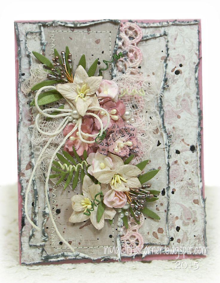 Днем, цветы для открыток ручной работы магазина