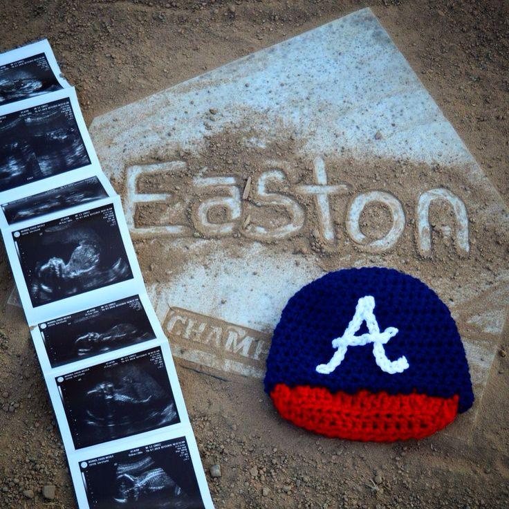 Baseball Theme Maternity