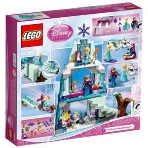 LEGO® Disney Princess La Reine des Neiges 41062 Le Palais de glace d'Elsa - Achat / Vente assemblage construction - Cdiscount