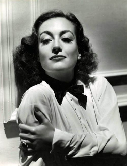 Joan Crawford - Photo by George Hurrell (1936)