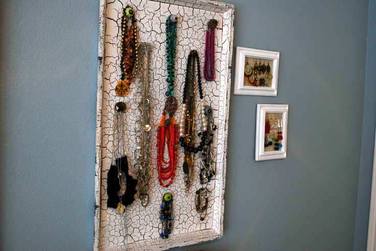 17 best images about wall organizers on pinterest diy for Hobby lobby jewelry holder