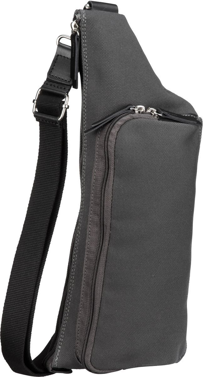 Taschenkaufhaus Jost Lund 2387 Crossover Bag Grey - Rucksack / Daypack: Category: Taschen & Koffer > Rucksack / Daypack > Jost…%#Taschen%