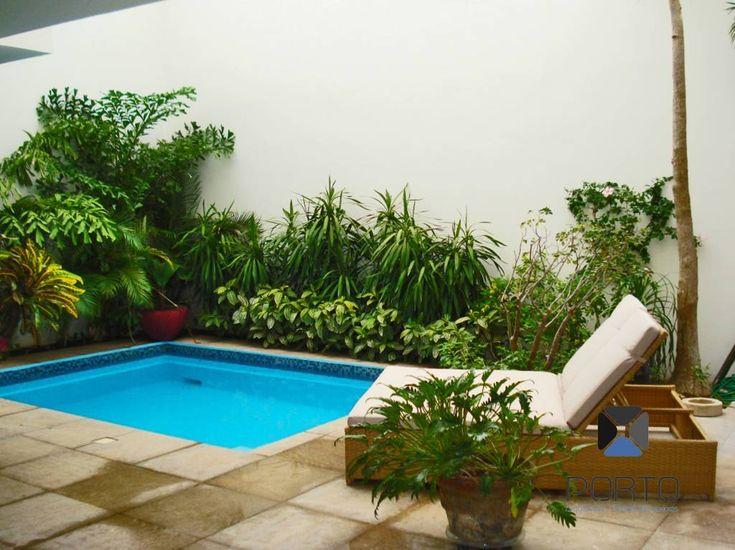 12 Piscinas chiquitas que puedes hacer en tu patio pequeño (de Silvia Regalado)