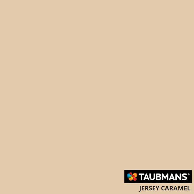 #Taubmanscolour #jerseycaramel