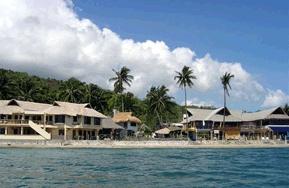 This is located at Puerto Galera Oriental Mindoro Philippines.