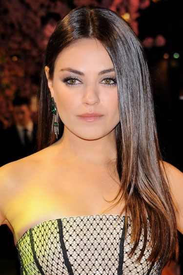 Hollywood's Most Requested Celebrity Hair Colors: Mila Kunis