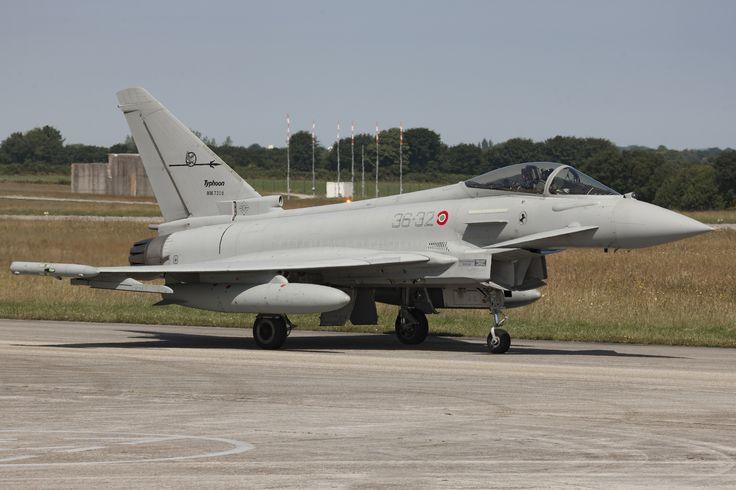 https://flic.kr/p/VV3YUC | Eurofighter Typhoon - Serial MM.7310 36-32 - Italian Air force
