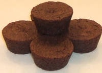 How to Make Brownies into Bites! Prepare brownie mix as directed OR prepared batter from your favorite  recipe for 9x13 pan.  Preheat oven to 350 degrees F. Line mini-muffin pan or 9x13 pan with 48 miniature muffin cup liners. Lightly spray with cooking spray. Fill cups 2/3 full with batter. Bake half time of regular brownie recipe or approximately from 12 to 20 minutes. Test with toothpick. Do not overcook brownies. Allow to cool in pan for 10 minutes. Remove for complete cooling on wire…