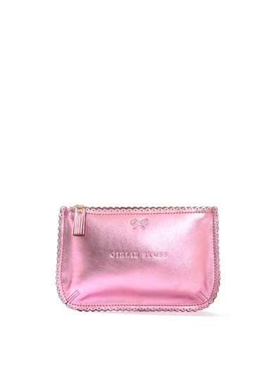 """Girlie Stuff"" pouch: Things Pink, Girli Stuff, Girly Things, Bags Wallets, Faire Offrir, Things Girly, Bags Lady, Favourit Things, Pink Girly Stuff"