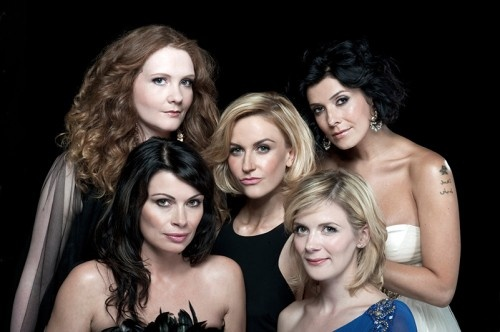 The Ladies of Coronation Street (Fiz, Carla, Becky, Leanne! and Michelle)