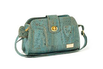Cork Bag WIEN Ocean