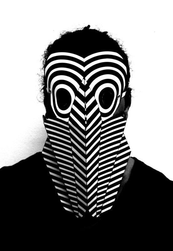 Dazzle camouflage par Guillaume Weiler / jeune designer français, fraîchement diplômé de l'école d'art HEAR Mulhouse.