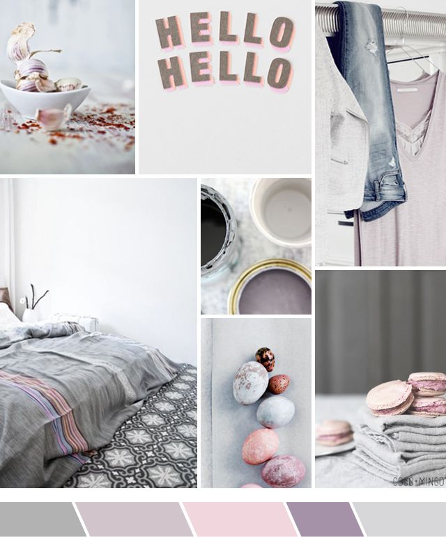Gray Bedroom Mood : Best images about mauve and grey interiors on