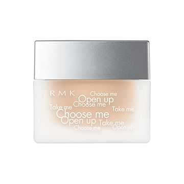 RMK Creamy Foundation N - Everglow #RMK