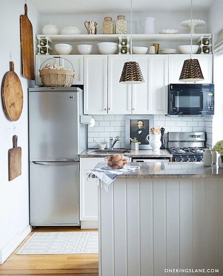 5 velkých vychytávek pro malé kuchyně