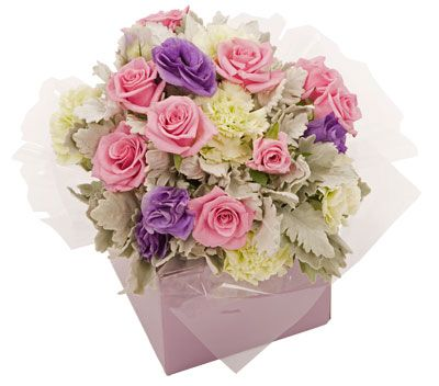 love this colour arrangement......  pastel perfection