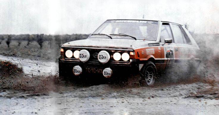 polonez 2000 '78 fiat twin cam engine