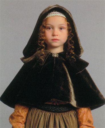 Padme's niece. From Padme's funeral in Episode III (*sob*)