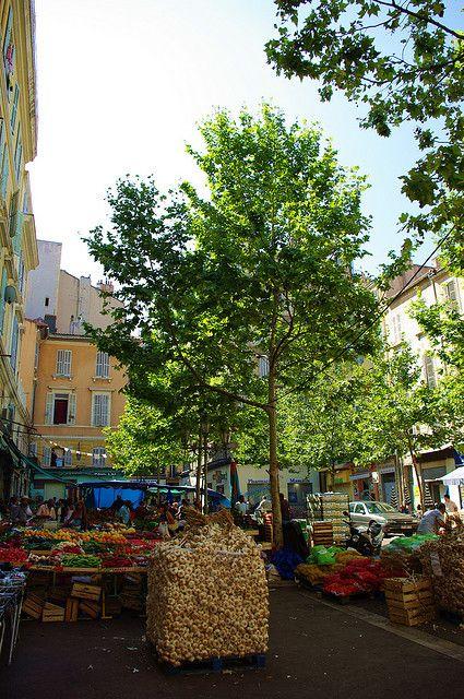 Marseille Quartier de Noailles, France