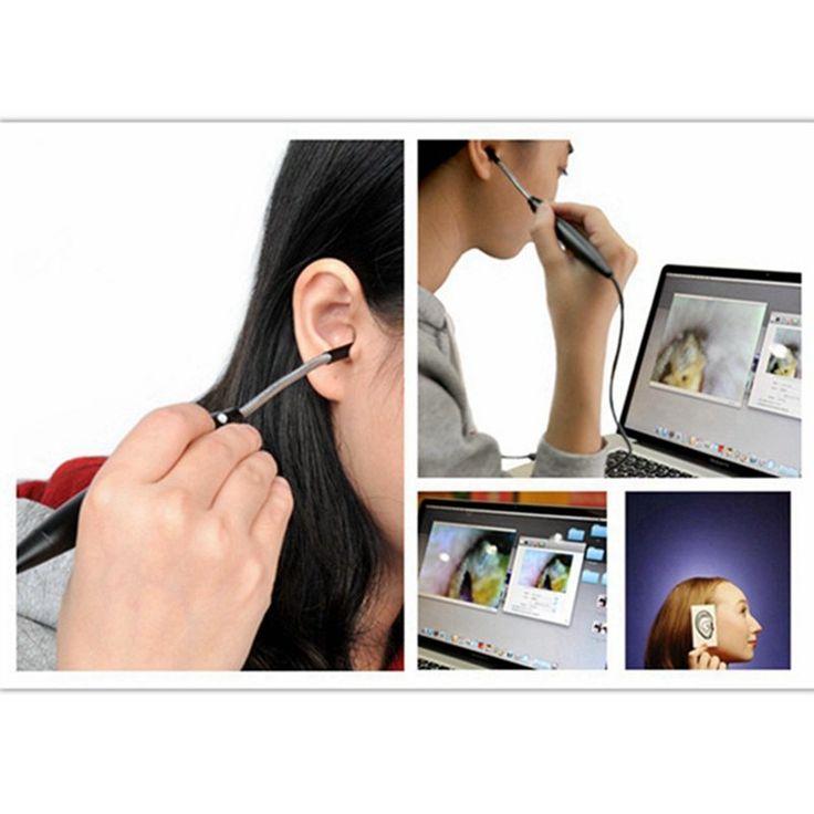 274.59$  Buy here - http://alif7j.shopchina.info/1/go.php?t=32816171110 - 100X Otoscope 5mm Ear Endoscope Handheld Microscope Portable Waterproof Compact Camera Digital USB Video Endoscope Y001 274.59$ #buyonlinewebsite