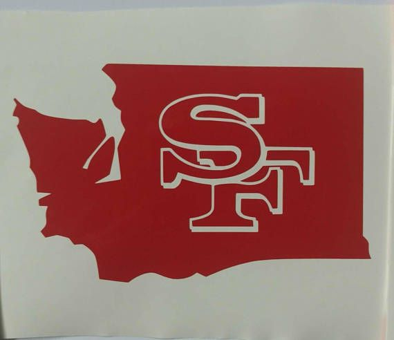 Best San Francisco Ers SF Decal Images On Pinterest Sticker - Custom vinyl decals buffalo ny