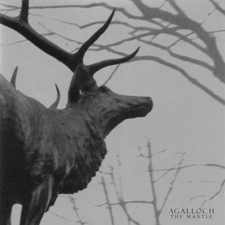 AgallochThe Mantle album cover