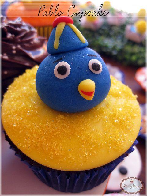 Pablo Cupcake